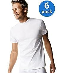 Hanes Men`s ComfortBlend® Crew Undershirt