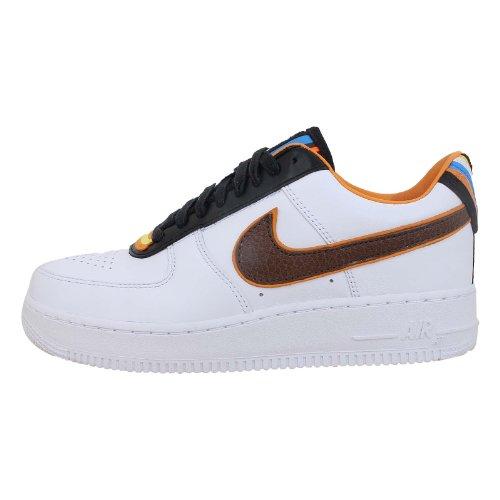 Nike Mens Air Force 1 SP TISCI WHITEBAROQUE BROWN Check