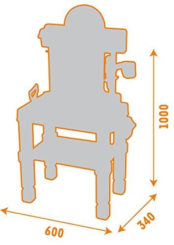 Smoby-500263-Black-Decker-Werkbank-Center
