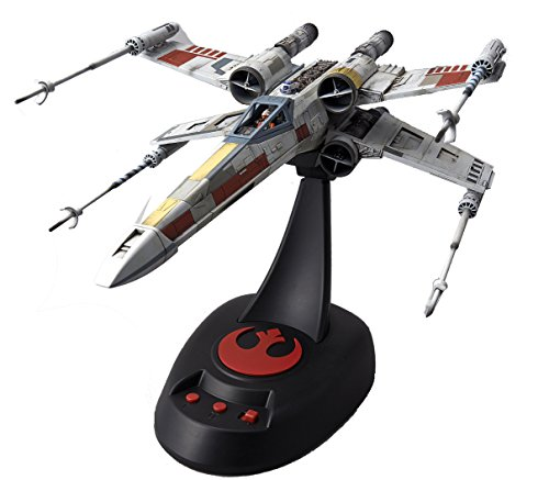 Star Wars 1 / 48 X-Wing Starfighter moving Edition