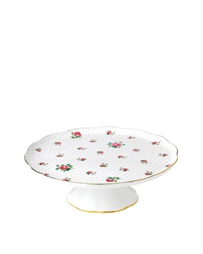 Royal Albert New Country Roses Tea Party Cake Stand 12 Pink