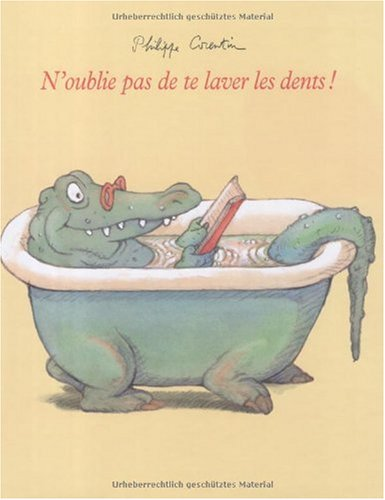 N'oublie pas de te laver les dents !