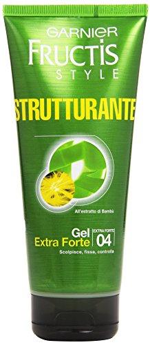 Garnier Fructis Strutturante Gel Extra Forte, 200 ml