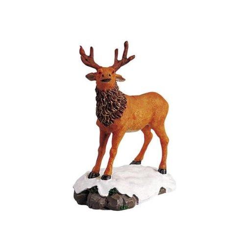 2005 Stag Reindeer Christmas Village Figurine ботинки grinders stag киев