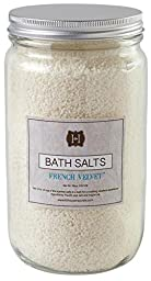Hillhouse Naturals French Velvet Collection Bath Salts - 36 oz