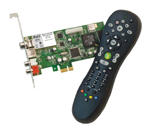 Hauppauge WinTV HVR 1400/Hybrid analogue and digital Expresscard 54mm TV Tuner card