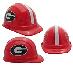 NCAA College Georgia Bulldogs Hard Hats