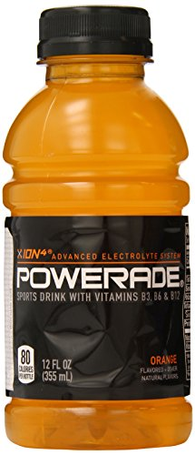 POWERADE, Orange, 12 Ounce (Pack of 24) (Dasani Water 20 Oz compare prices)