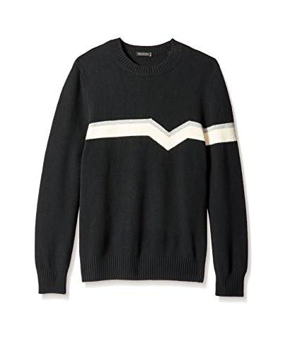 Valentino Garavani Men's Stripe Sweater