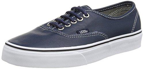 VansAuthentic - Scarpe Sportive Outdoor unisex adulto , Blu (Bleu (Dress Blues/Stripes)), 36.5