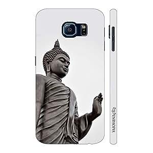 Enthopia Designer Hardshell Case Gautam Buddha Back Cover for Samsung Galaxy S7 Plus
