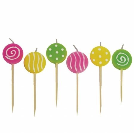 Sassafras Enterprises 2300LOL Lollipop Candles