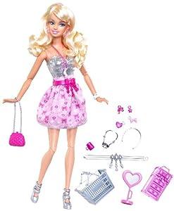 Barbie Fashionistas Sweetie Shops For Jewelry Doll