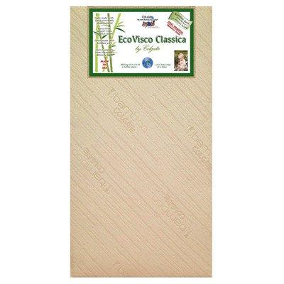 Shades Of Green Ecovisco Classica Crib Mattress front-673528