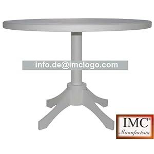 preisvergleiche moderner tisch rund mit mittelfu bistrotisch g nstig gartentisch esszimmertisch. Black Bedroom Furniture Sets. Home Design Ideas