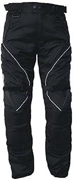 Protectwear WCT-703-62 Pantalon de Moto, Noir, Taille XXXXXL