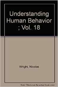 Understanding human behavior is critical to
