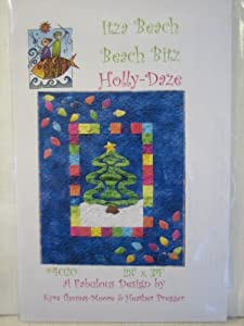 Holly-Daze Quilting Pattern