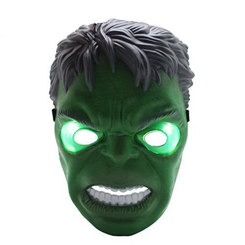 rubilityrled-light-green-giant-man-fumetto-mascherina-mascherine-halloween-verdi