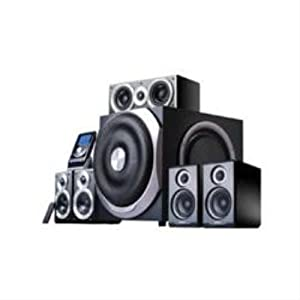 Edifier USA S550 5.1 Multimedia Audio Speaker System (Discontinued by Manufacturer)