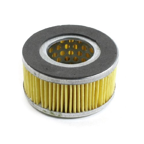 Water & Wood Air Compressor Replacement 83mm x 41mm x 45mm Filter Element Yellow (83mm Air Filter compare prices)