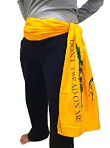 Gadsden Flag Rally Sash (Medium)