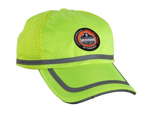 Ergodyne Glowear 8940 Power Cap, Lime