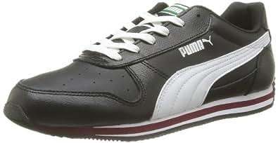 Puma Fieldsprint SL 354628 Unisex-Erwachsene Sneaker, Schwarz (black-white 10), EU 42 (UK 8) (US 9)