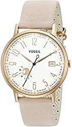 Fossil Vintage Muse Leather Watch