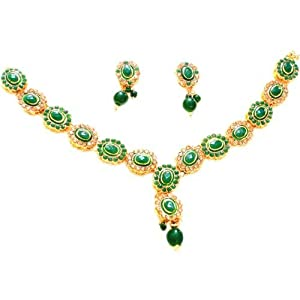Dj Art Collection Fashion Jewellery Set - Djmp228