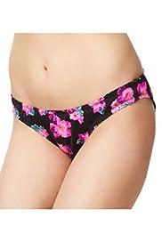 Low Rise Floral Bikini Knickers [T61-8032B-S]