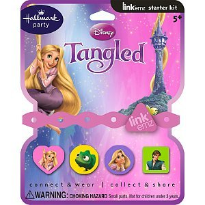 Disneys Tangled Linkemz - 5/Pkg.