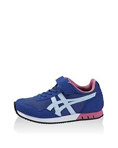 Asics Sneaker Curreo Ps blau