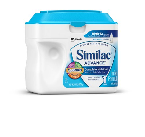 Similac Advance Infant Formula With Iron Stage 1 Powder