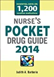 img - for Nurses Pocket Drug Guide 2014 book / textbook / text book