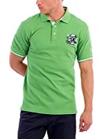 BLUE COAST YACHTING Polo (Verde)