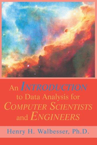 Eine Einführung in die Datenanalyse für Informatiker und Ingenieure