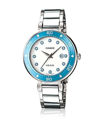 Casio Reloj de cuarzo Ltp-1329D-2Ev  34 mm