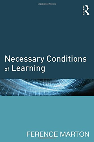 Necessary Conditions of Learning