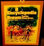 Encyclopedia Brown Tracks Them Down (Encyclopedia Brown, 8) (0553151398) by Donald J. Sobol