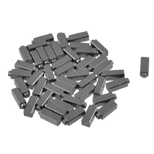 50 X Home Electric Device 5Mm X 6Mm X 16Mm Motor Carbon Brushes