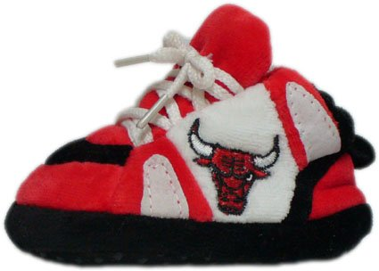 Chicago Bulls NBA Comfy Feet Baby Slippers at Amazon.com