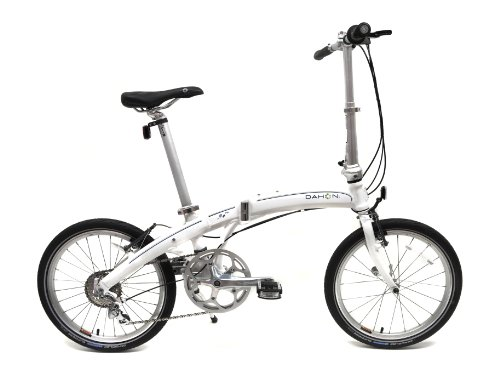 Sale!! Dahon Mu P8 Folding Cloud White Folding Bike