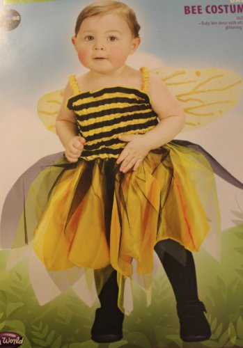 BABY BEE COSTUME (12-18 MONTHS)