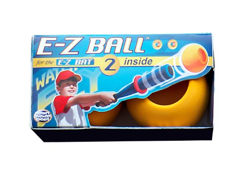 Monkey Business Sports Extra E-Z Balls Yellow