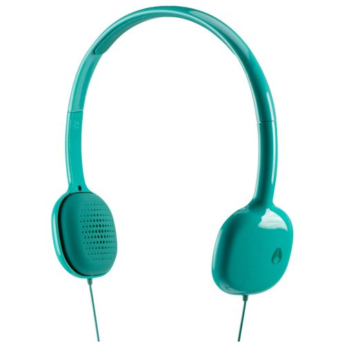 NIXON HEADPHONES: LOOP/ PEPPERMINT NH0221231-00