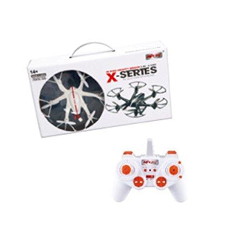 xtreme-drone-x-800c-esacottero-radio-controllo-24ghz-4-canali-protezione-eliche-flip-360-autocalibra