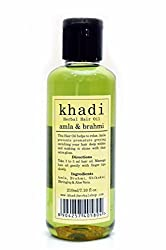 Khadi Amla & Brahmi Hair Oil