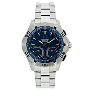 TAG Heuer Men's CAF7012.BA0815 Aquaracer Calibre S Chronograph Watch