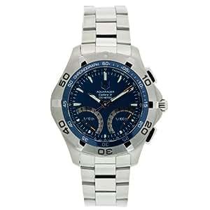 TAG Heuer Men's CAF7012.BA0815 Aquaracer Calibre S Chronograph Watch